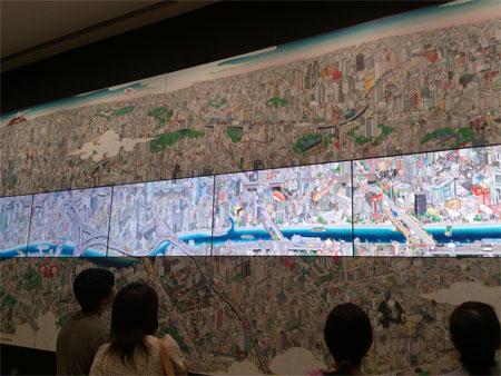 東京スカイツリー 4階団体フロア