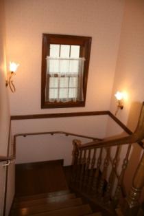 照明計画(階段室)