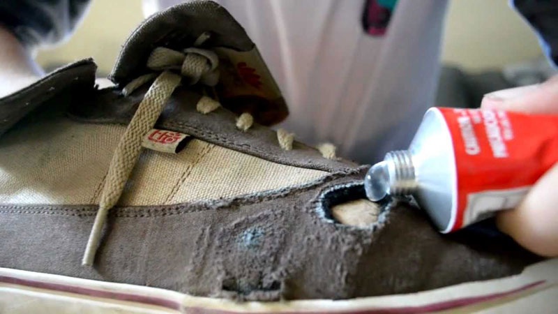 Vans Shoe Repair Glue