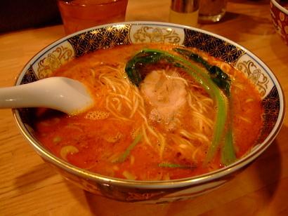 赤坂 支那麺 はしご