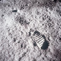 アポロ11号月面着陸人類最初の一歩5