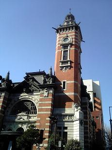 横浜市開港記念館1