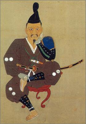 徳川家康三方ヶ原戦役画像、通称「顰像」(しがみぞう)