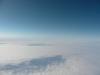 飛行機からの雲♪