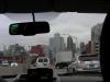 タクシーからのマンハッタン