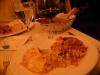 夕食 イタリアンBICE