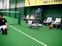 品川ミッドナイトテニス3