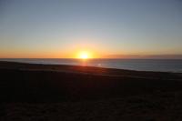 オーストラリア 夕日