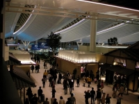 羽田空港新国際線ターミナル