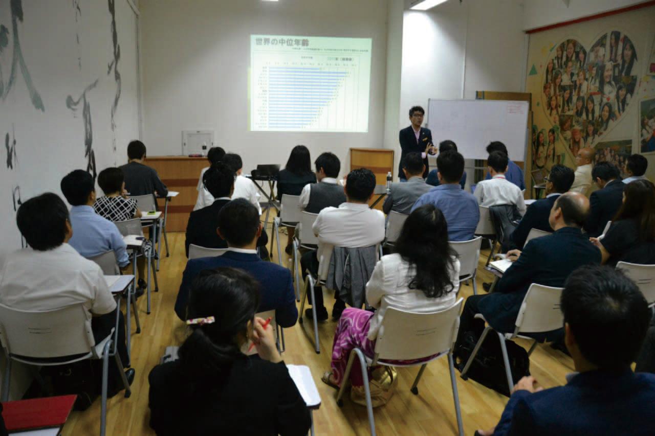 前回タイ現地セミナー タイ王国和僑会 共催