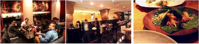 タイ視察 バーMET メトロポリタンホテル