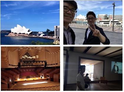 オペラハウス オーストラリア シドニー