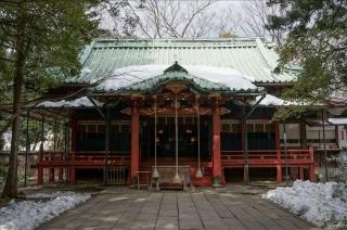 赤坂氷川神社3