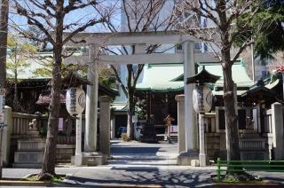 鐵砲洲稲荷神社1