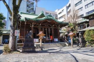 鐵砲洲稲荷神社3