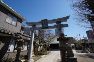 佃島住吉神社1