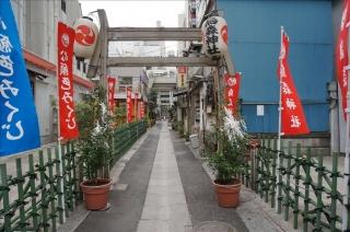 烏森神社1