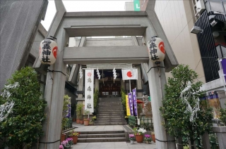 烏森神社3