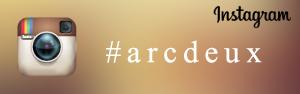 Instagram #arcdeux