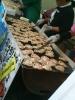 札幌の焼牡蠣
