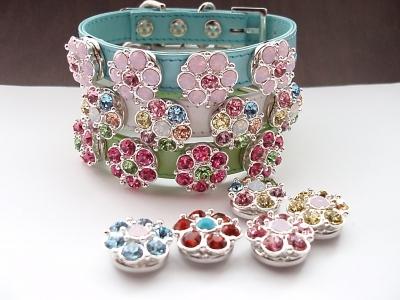 スワロフスキーお花のカラー