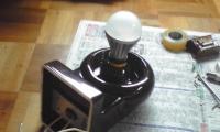 LED電球が合体!