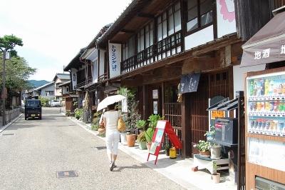 東海道亀山宿