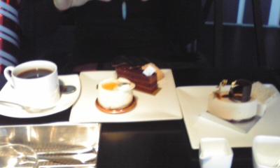 和倉の辻口のケーキ