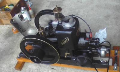 石油発動機クボタAHC