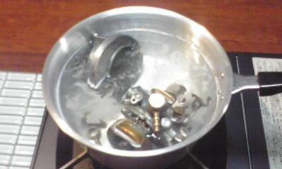 キャブレターの煮込み