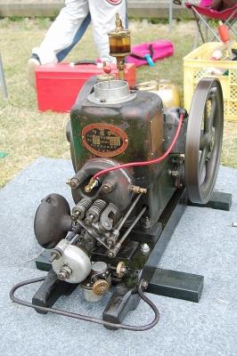 クボタAHC発動機