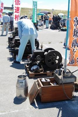 会津坂下発動機運転会2017