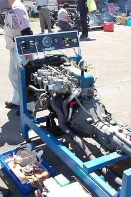 日産A12発動機