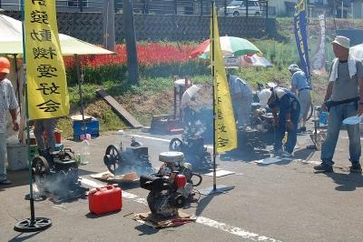 安塚発動機運転会2017