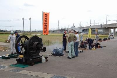富山県石油発動機運転会2017