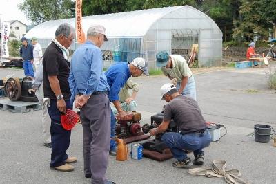 富山県石油発動機運転会