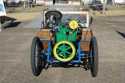 石油発動機自動車
