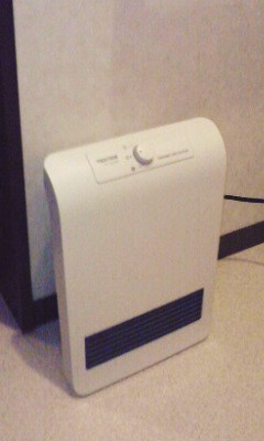 トイレの暖房