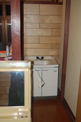 洗面台リフォーム・解体