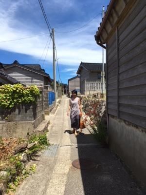 黒島の小路