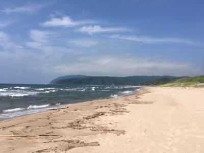 今夏2度目の海水浴