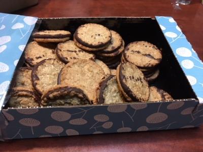 イケアのクッキー