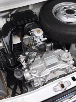 N360エンジン