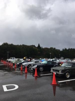 のと蘭の国旧車ミーティング