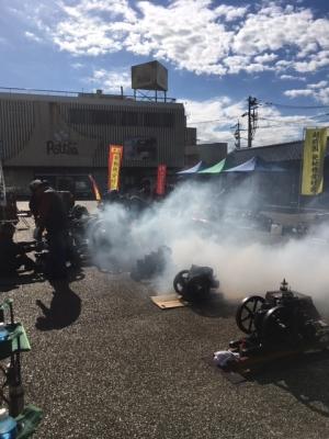 勝山発動機運転会2018