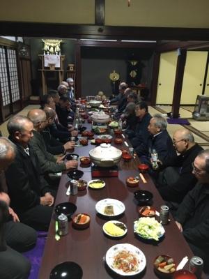 三井公民館主催の座談会