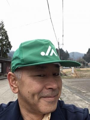 JAの帽子