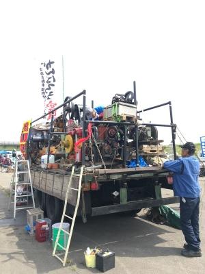 2019会津発動機運転会