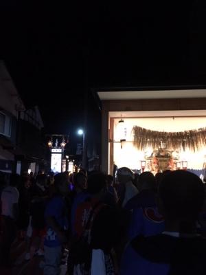 輪島大祭キリコ