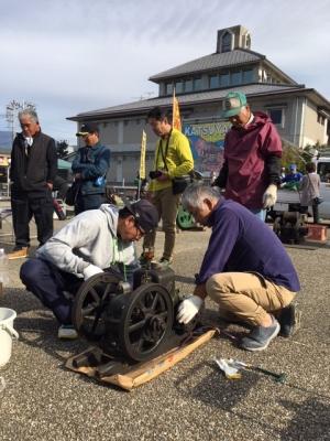 勝山発動機運転会2019